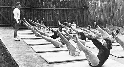 La méthode Joseph Pilates