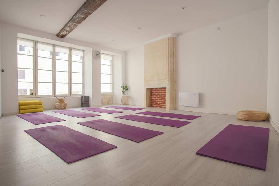 Studio pilates and core à Jonzac : cours de yoga et de pilates, coaching sportif à Jonzac proche Saintes et Royan