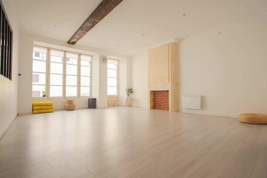 studio pilates and core à Jonzac Saintes, entre Royan et Bordeaux : cours de yoga et de pilate