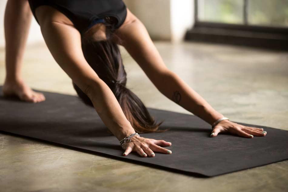 Cours privé de yoga à Jonzac en charente maritime avec Alexandra siano