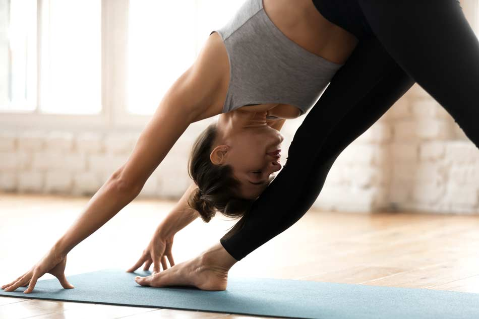 Cours de yoga tous niveaux et débutants à Jonzac, entre Saints Royan et Bordeaux