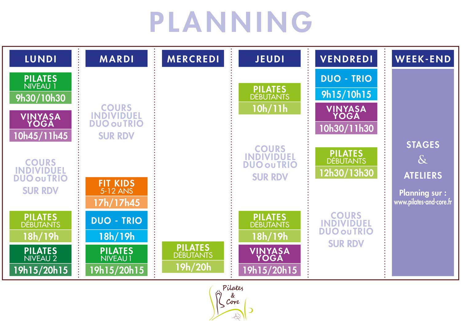 planning-2020-2021-pilates-and-core-yoga-jonzac-charentes-maritimes