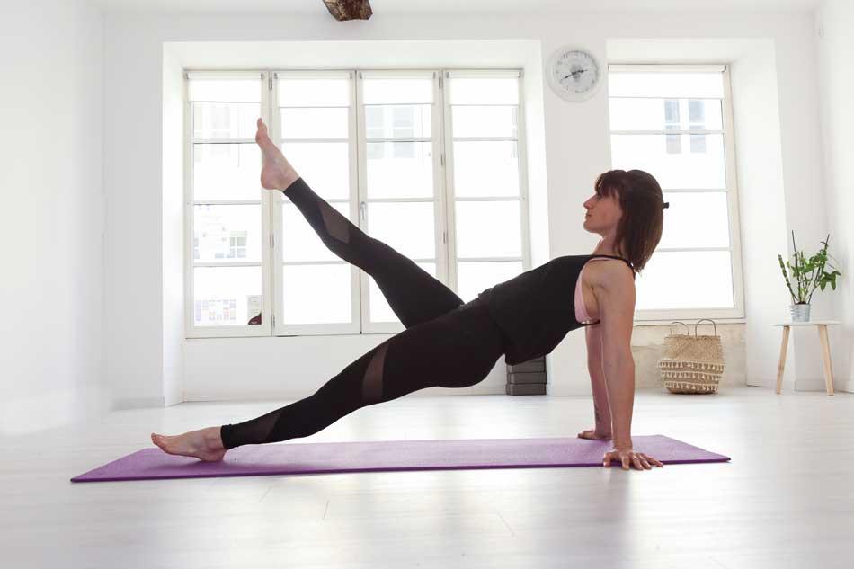 Alexandra siano- formatrice formation pilates matwork 2 - devenir enseignant de pilates